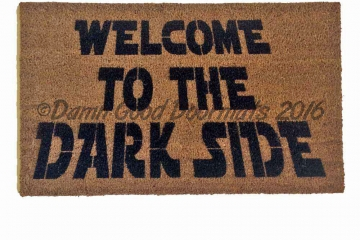 Star Wars Welcome to the Dark Side™ Darth Vader doormat