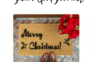 FREE Printable Holiday Gift Card