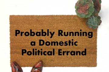 Domestic Political Errand Fiona Hill impeachment Trump doormat