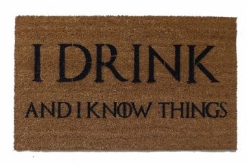 I drink and I know things, Game of Thrones