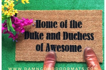 Home of the Duke & Dutchess of Awesome™