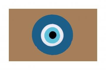 evil eye protection doormat