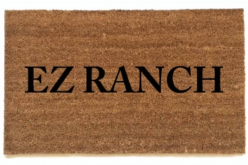 Custom for Anne B EZ RANCH