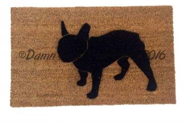 French Bulldog Frenchie doormat