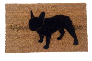 French Bulldog Frenchie doormat