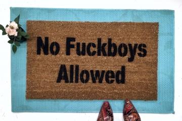 No Fuckboys allowed Fboy Island