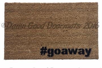 #goaway hashtag
