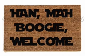 Han, Mah Boogie