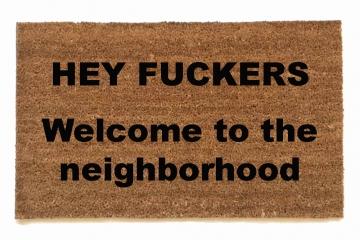Hey Fuckers™ Stepbrothers