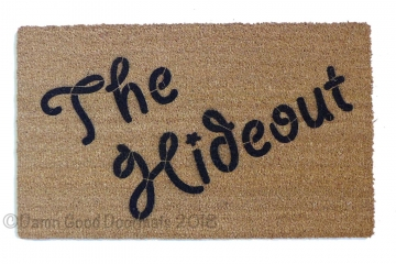 The Hideout™ Clubhouse doormat