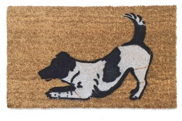 Jack Russell Terrier dog lover doormat