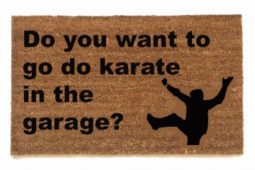 Karate in the Garage™ Stepbrothers