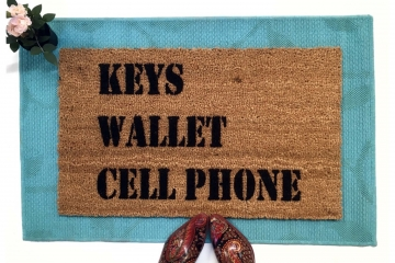 KEYS WALLET CELL PHONE™