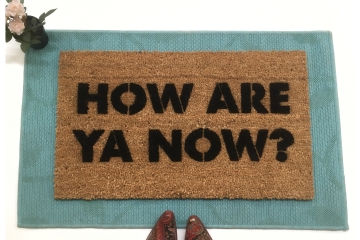 How are ya now? Letterkenny doormat