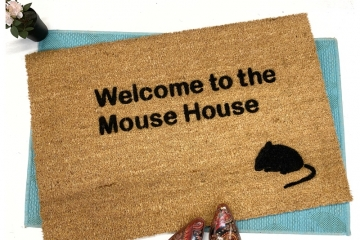 Welcome to the Mouse House