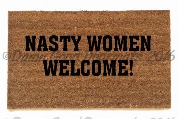 Nasty Women Welcome™