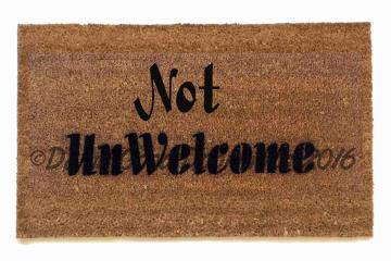 Not UnWelcome