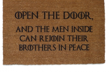 Open the door, Game of Thrones