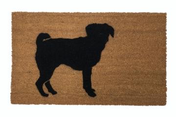 Puggle doormat