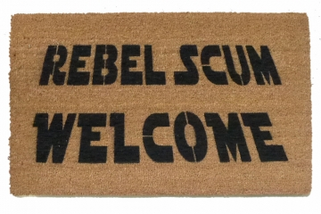 Star Wars Rebel Scum Welcome™ doormat