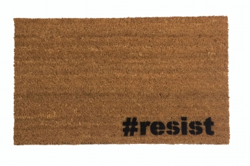 #resist anti Trump doormat
