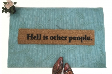 Sartre- Hell is other people