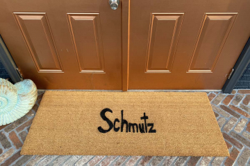 Doublewide XL Schmutz doormat