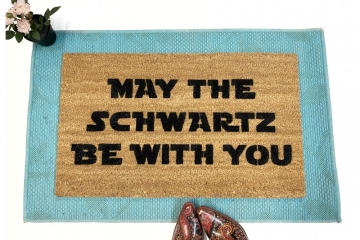 May the Schwartz be with you - Spaceballs