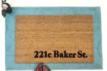 Sherlock Holmes 221c Baker St