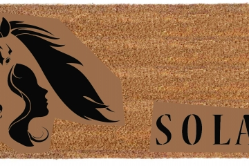 for Francie Solace doormat