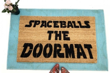 Spaceballs the Doormat