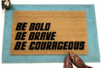Star Trek Discovery: be bold be brave be courageous