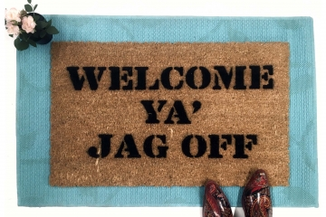 Welcome ya Jag off™ Pittsburgh