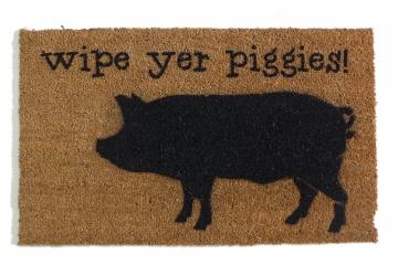 wipe your piggies