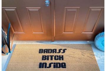 Doublewide XL Badass Bitch Inside™