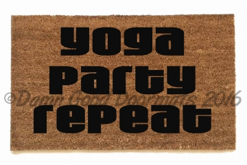 Yoga Party Repeat™